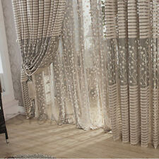 FAUX SILK BLACKOUT LINED THICK GROMMET PANEL WINDOW CURTAIN DRAPES ENERGY SAVING