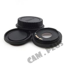 3nd AF Confirm Minolta MD MC Lens to Canon EOS Adapter Infinity 5D mark III 650D