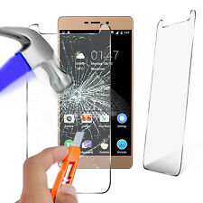 "Genuine Premium Tempered Glass Screen Protector for Elephone M3 (5.5"")"