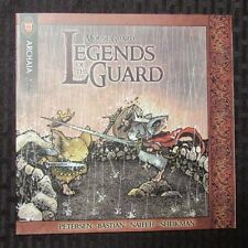 MOUSE GUARD Legends Of The Guards #1 #4 & Winter 1152 NM Archaia David Petersen