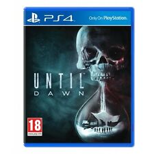 Until Dawn PS4 Game Brand New