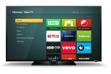 Hisense 40H4C 40-inch 1080p 60Hz Roku Smart LED HDTV Television w/ Built-in WiFi