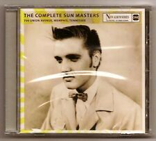 "ELVIS PRESLEY CD ""THE COMPLETE SUN MASTERS"" 2015 ELVISONE MEMPHIS TENNESSEE"