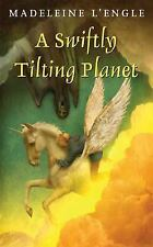 A Swiftly Tilting Planet (Madeleine L'Engle's Time Quintet)-ExLibrary