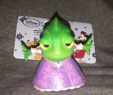 2015 Disney Store Pascal Sketchbook Christmas Ornament Tangled - New
