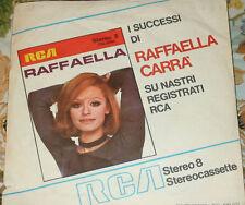 "RAFFAELLA CARRA' MAGA MAGHELLA PAPA' 7"" VINYL 1971 MADE IN ITALY 45 GIRI /RPM"