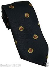 Merchant Navy Crown & Wreath Regimental Tie