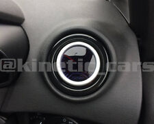 Fiesta Mk 7 Air Vent Gauge Pod adapter Gloss black ABS plastic inc ST