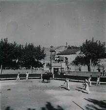 FONTVIEILLE c. 1950 - Course de Razeteurs Bouches du Rhône - DIV 2799
