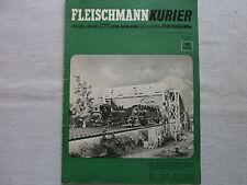 Fleischmann Kurier, Ausgabe 48, IV 1972, 32 Seiten, gebraucht