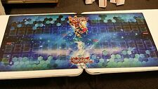 1x  Yu-Gi-Oh! 6 foot 4-player Tablemat Blue New(Near Mint) Playmats