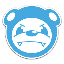 BLUE BEAR - JDM Decal Sticker Car Truck Macbook Laptop Macbook Pro Bumper Air