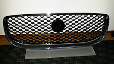 NEW Genuine Jaguar XJ Front Grille 2015 on wards Black pace with chrome surround