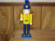 Cub Scout Nutcracker   10 inches tall   eb04