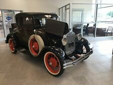 Ford: Model A Special Coup