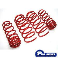 Pro Sport 40/20mm reducción Resortes Bmw Serie 3 E46 saloon/coupe 325i 98 -