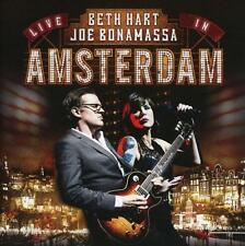 Beth Hart And Joe Bonamassa ‎– Live In Amsterdam CD (Jazz Blues)