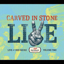 Carved In Stone: Live At Red Rocks, Vol. ll [Digipak] by Various Artists (CD,...