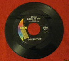 "EDDIE FONTAINE ""IT CAN HAPPEN TO YOU"" 1965 LIBERTY 55823 TWO SIDED ROCKER LQQQK!"