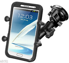 RAM X-Grip Suction Cup Mount for HTC Droid DNA Smartphone