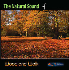 NATURE SOUNDS - WOODLAND WALK - new age - CD