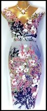 "GORGEOUS PHASE EIGHT SIZE 10 ""BLOSSOM"" DRESS RRP £120.00 New with tags"