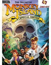 The Secret of Monkey Island Special Edition STEAM Download Key [Blitzversand]