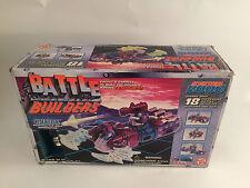 CYBER TROL Battle Builders System 2000 Toy Biz toyBiz Snap it Transformers Alien