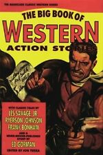 The Big Book of Western Action Stories - HC w/DJ 1995 - Max Brand, Luke Short...