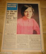 RECORD MIRROR 21 JUNE 1969 ANDY FAIRWEATHER LOW STONES CCR PROCOL BLIND FAITH
