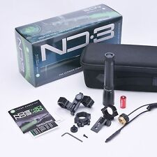 Hunting ND3 x30 Green Laser Long Distance Laser Genetics Designator w/ mounts