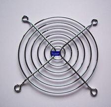 Lüftergitter Schutzgitter Metall verchromt silber 140x140mm für 140mm Lüfter