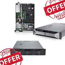Dell R510 1 x E5640 quad core 2.66GHz cpu 48GB de ram 1 x 500GB disque dur H700 raid