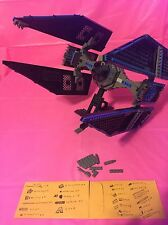 LEGO Star Wars TIE Interceptor 2000 (7181) Set Partially Complete 90%