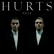 CD -HURTS - EXILE
