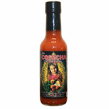 Scorpion Hot Sauce Trinidad Moruga Chili Pepper All Natural Cosecha Very Hot