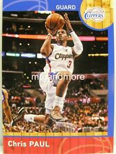 Panini nba (Adrenalyn XL) 2013/2014 - #113 chris paul-la clippers