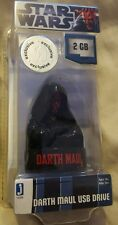 Guerra De Las Galaxias Darth Maul unidad USB Toys R Us Exclusive disco Flash Stick