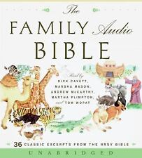 The Family Audio Bible CD, , New Book