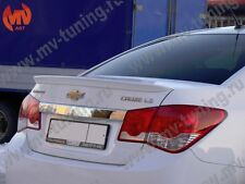 Trunk (lip) Spoiler for Chevrolet Cruze Sedan  Chevy 2008, 2009 - 2015 1-th gen.
