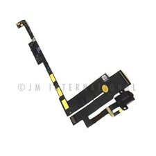 New 2012 Black iPad 2 2GEN Head Phone Audio Jack Flex Cable Replacement Part USA
