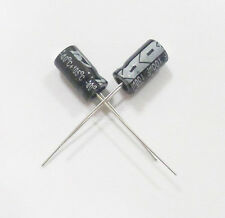 25Pcs 100uF 35V 105C Radial Electrolytic Capacitor 6x12mm NEW A+