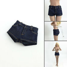 "NEW 1/6 Scale Woman Clothing Sexy Denim Shorts Clothes For 12"" Female"