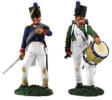 BRITAINS NAPOLEONIC FRENCH 36141 LINE INFANTRY COMMAND SET MIB