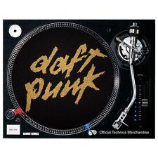 Slipmats Daft Punk Logo Gold (1 Stück / 1 Piece) NEU+OVP!