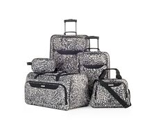 Tag Springfield III Print 5 Piece Luggage Set