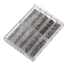 1000 tlg. Schrauben fuer Uhren Schraube Uhrmacherbedarf Uhrmacherwerkzeug DE