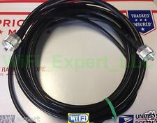 TIMES MICROWAVE ® 20 Feet LMR240 Antenna Jumper Coax Cable PL259 Connector USA