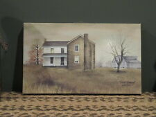 """**Primitive Country 6X10 Canvas Print - Billy Jacobs-""""Quiet Evening""""!!**"""