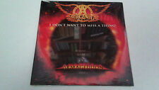 "AEROSMITH ""I DON'T WANT TO MISS A THING"" CD SINGLE 2 TRACKS PRECINTADO SEALED"
